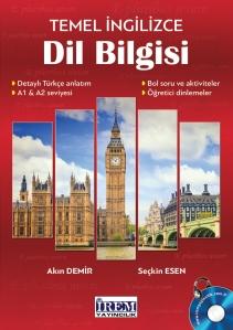 Temel İngilizce Dil Bilgisi kitap